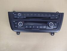 BMW F30 RADIO BUSINESS CD PLAYER CONTROL AC CLIMATE CONTROL OEM 328I 330I 335I