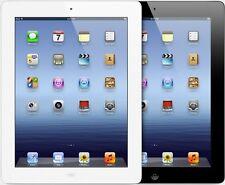 Apple iPad 4th Generation Wifi, Sprint, Verizon, OR AT&T Black White All Sizes