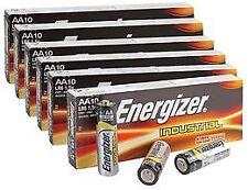 Batería AA alcalinas Ind Promo 12X 10PK baterías no recargables-CM85880