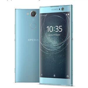 "SONY XPERIA XA2 H3113/H4133 3GB 32GB 23mp Fingerprint 5.2"" Android Smartphone 4G"