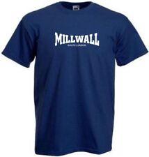 Camisetas de fútbol de clubes internacionales azul para niños