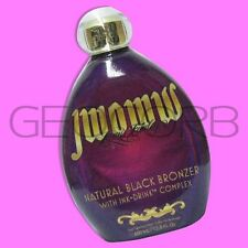 AUSTRALIAN GOLD JWOWW NATURAL BLACK BRONZER  TANNING BED LOTION ~FAST SHIPPING