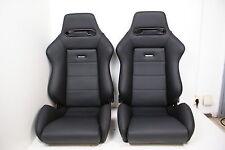 2 Recaro sportevo SPORT EVOLUTION BMW m3 e30 e34 Cecotto sedili sedile sportivo