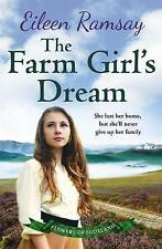 The Farm Girls Dream by Eileen Ramsay, Flowers of Scotland, paperback
