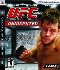 UFC Undisputed 2009 PS3! FIGHT MARTIAL ARTS, MMA COMBAT PRIDE, KARATE, KNOCKOUT
