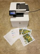 HP Laserjet Pro MFP M477fdw All-In-One Color Laser Printer