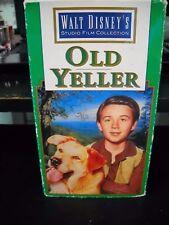 OLD YELLER (VHS)