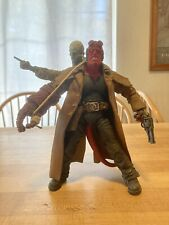 Hellboy With Ivan The Corpse Figure Open Mouth Variant Long Coat Series 1 Mezco
