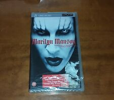 Marilyn Manson UMD Music PSP Playstation Portable Neuf !!!