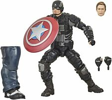 Hasbro Marvel Legends Series Gamerverse 6-inch Collectible Stealth Captain Ameri