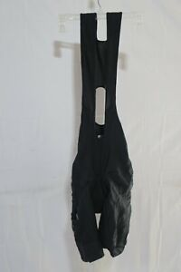 Louis Garneau Men's Optimum 2 Bib Shorts Small Black Retail $69.99