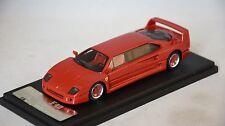 ABC Brianza 318 - Ferrari F40 LIMOUSINE rouge  1/43