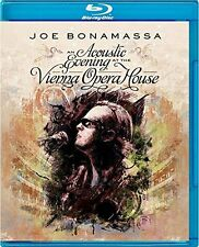 JOE BONAMASSA AN ACOUSTIC EVENING AT VIENNA OPERA HOUSE BLU-RAY ALL REGIONS NEW