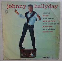 VINYLE 33 TOURS JOHNNY HALLYDAY MADISON TWIST B 76557 R PHILIPS 1964 FR LP 10
