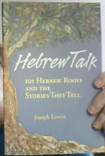 Hebrew Talk: 101 Hebrew Roots and the Stories They Tell - Hard to Find
