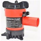 Johnson Pump 1250 GPH Cartridge Bilge Pump 12 Volt - 42123 Marine MD photo