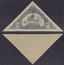 Switzerland 1924 MH Air Meeting Stamp SERVICE AERIEN - Imperforate.........A4961