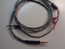 Audio Jack to Mini Grabber Test Clips Pomona - Excellent Condition