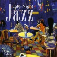 ! Various Artists Late Night Jazz Gift of Music cd freepost very good condition