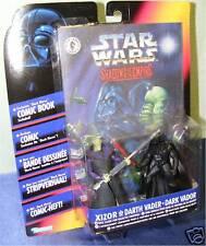 Star Wars sote Xizor vs Darth Vader OVP 1996 + Comic