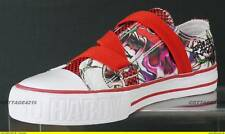 GENUINE ED HARDY LOVE KILLS SLOWLY SHOES UK12.5  NEW