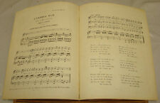 1840s Antique Sheet Music/CYNTHIA SUE