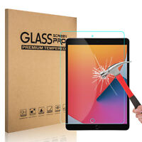 For iPad (2020) 10.2 inch,8th Generation,7th Gen Tempered Glass Screen Protector