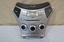 ✅ 06 07 Subaru Tribeca Radio 6 CD Player AC Climate Navi Control Panel Bezel OEM