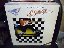 ROCKIN SIXTIES LP EX 1985 JCI 3101 Cocker Canned Heat The Hollies IN SHRINK