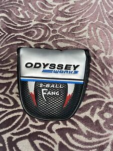 Odyssey Works 2 Ball Fang Headcover