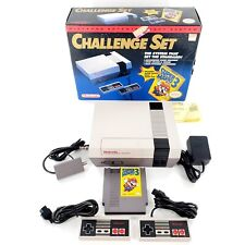Nintendo Entertainment System NES Super Mario 3 Challenge Set In Box Tested