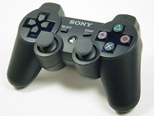 Sony PS3 Original Dualshock 3 Wireless Controller schwarz - mit Vibration #45010