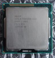 Intel SR05R G620 Pentium 2.60GHz   3M Socket 1155 Dual Core CPU Processor