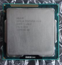 Intel sr05r G620 Pentium 2.60ghz GHz 3m Conector 1155 Dual Core Procesador CPU