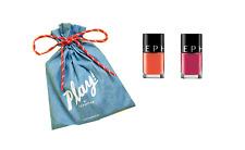 Sephora Nail Polish Duo and Drawstring Bag -Gift-Party Favor Idea!