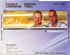 Charly Lownoise & Mental Theo: Speedcity  2CD + DVD