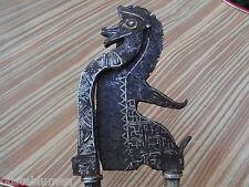 Antique indonésienne bétel écrou Cutter Schneider Bali nußschneider Cheval Motif