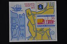 INDONESIA 1971 BL 18  MNH