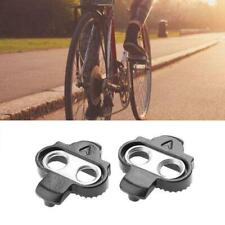 Bike Bicycle MTB Lock Pedal Plate SPD Shoe Adapter Cleats For Shimano Clipl N8N2