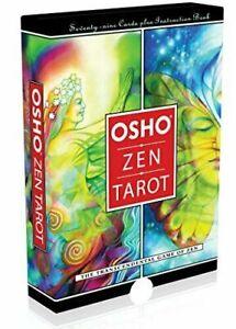 Osho Zen Tarot The Transcendental Game Of Zen ( 79-Card Deck ) English Version