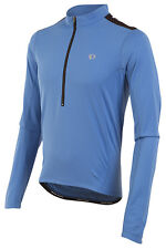 Pearl Izumi Quest Long Sleeve Bike Bicycle Cycling Jersey Sky Blue - Medium