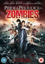 Pride and Prejudice and Zombies [DVD]
