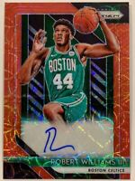2018-19 Panini Prizm Choice ROBERT WILLIAMS III Red Scope Prizm Rookie Autograph