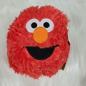 Gund Sesame Street Elmo Stuffed Giggle Motion Activated Plush Ball