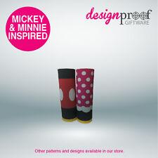 2 x Icy-Pole Holders - Zooper Dooper Iceblock - Mickey & Minni INSPIRED-NO NAMES