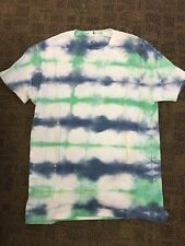 Fruit Of The Loom Tye Dye T-Shirt Size Small