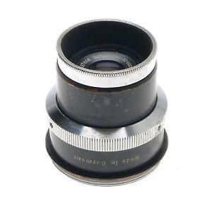 SCHNEIDER KREUZNACH COMPONAR 1:4.5/50 PHOTOGRAPHIC ENLARGER COATED LENS M39mm
