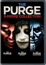 Purge: 3-Movie Collection (2016, REGION 1 DVD New)
