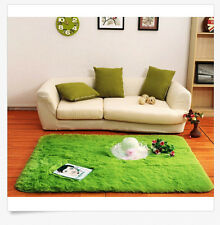 New 80*120 Bathroom Room Floor Soft Bedroom apple-green Cover Carpets Rug Area
