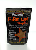 Diggin Your Dog Firm up Pumpkin Dog Pet Cat Digestive Tract Health 4oz  USA made